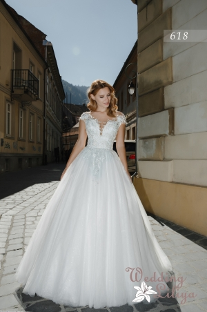 Wedding dress №618