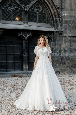 Wedding dress №621