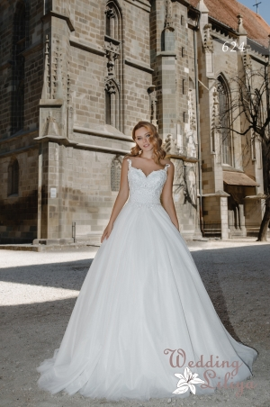 Wedding dress №624