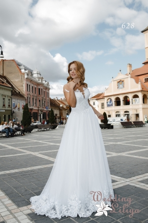 Wedding dress №628