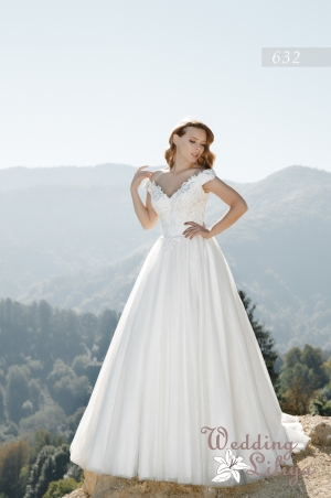 Wedding dress №632