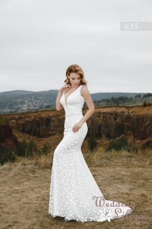Wedding dress №635