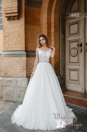 Wedding dress №640