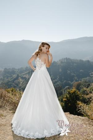 Wedding dress №647