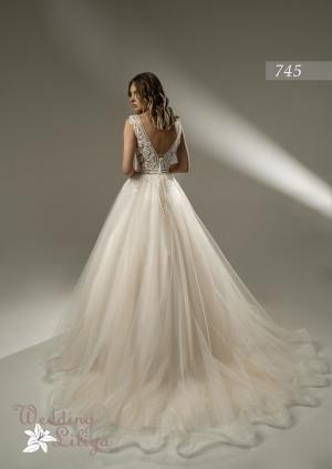 Wedding dress №745