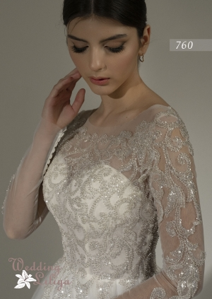Wedding dress №760