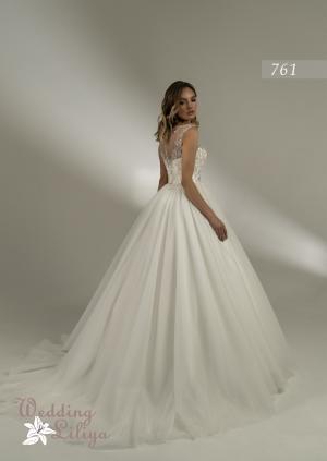 Wedding dress №761