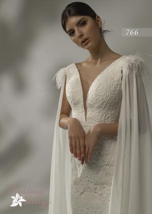 Wedding dress №766