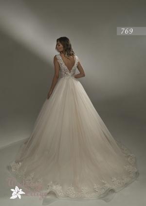 Wedding dress №769