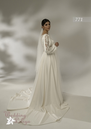 Wedding dress №771