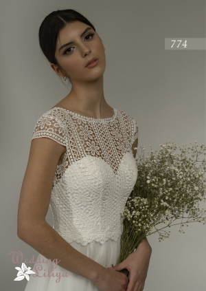 Wedding dress №774