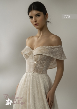Wedding dress №775