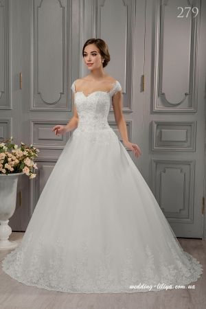 Wedding dress №279