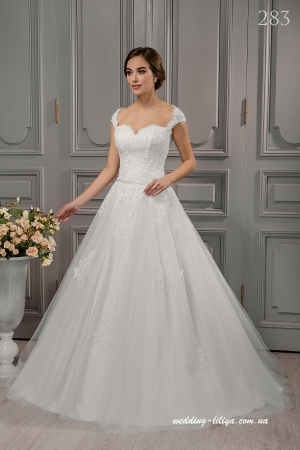 Wedding dress №283