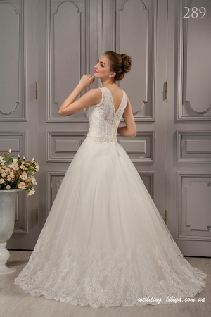 Wedding dress №289