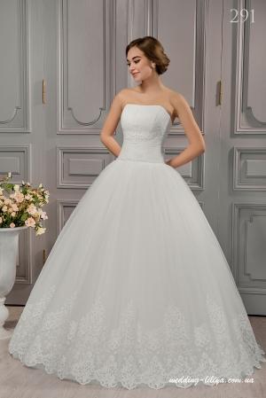 Wedding dress №291