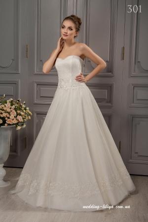 Wedding dress №301