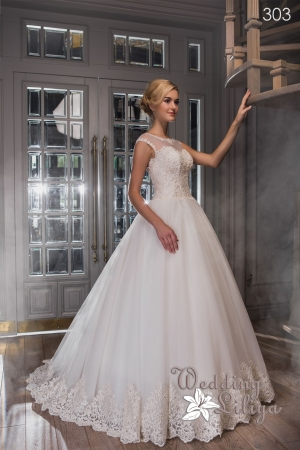 Wedding dress №303