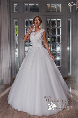 Wedding dress №304