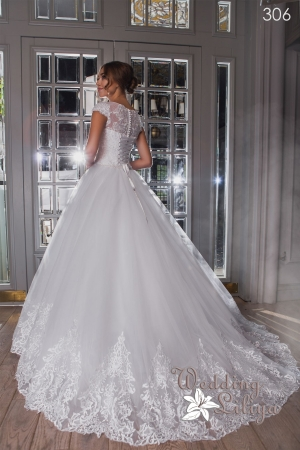 Wedding dress №306