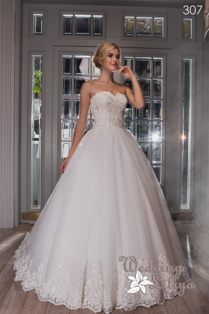 Wedding dress №307