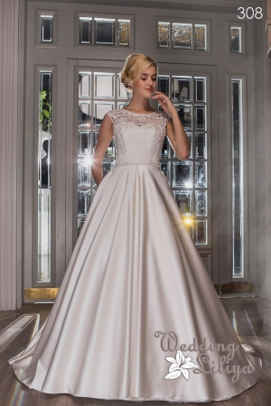 Wedding dress №308
