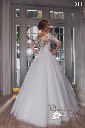 Wedding dress №311