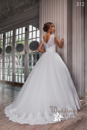 Wedding dress №312