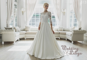 Wedding dress №313