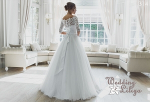 Wedding dress №314