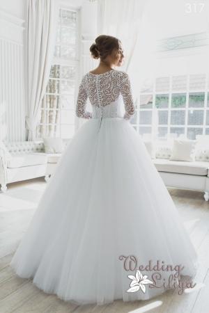 Wedding dress №317