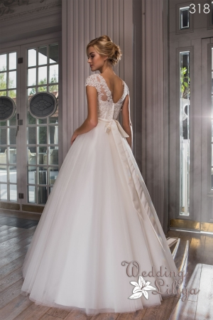 Wedding dress №318