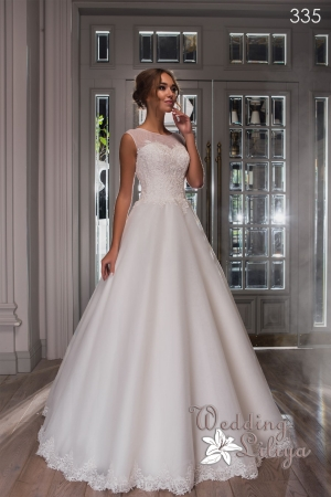 Wedding dress №335