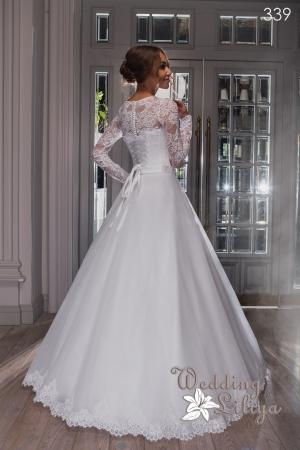 Wedding dress №339