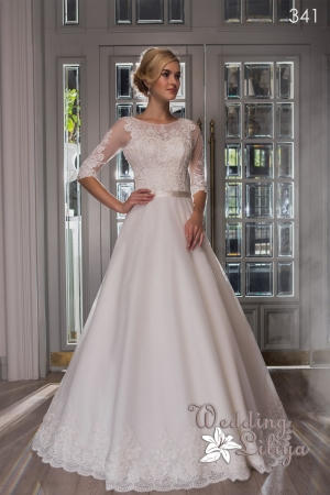 Wedding dress №341