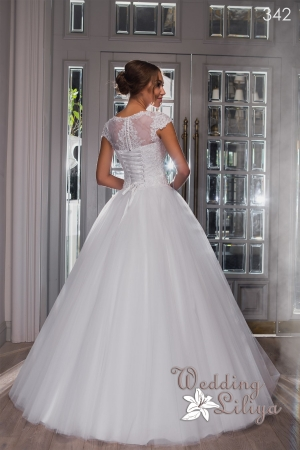 Wedding dress №342