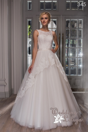 Wedding dress №345