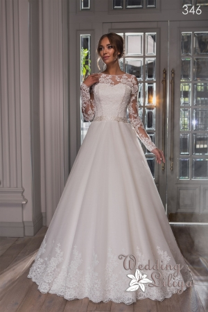 Wedding dress №346