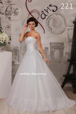 Wedding dress №221