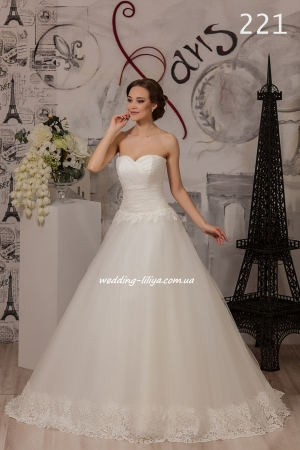 Wedding dress №221