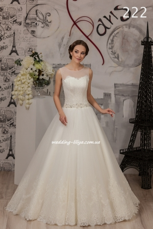 Wedding dress №222