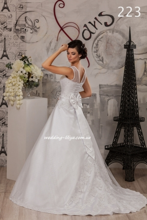 Wedding dress №223