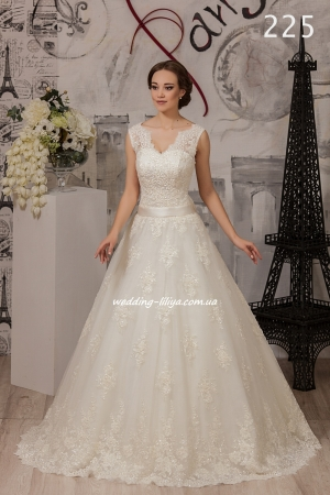 Wedding dress №225