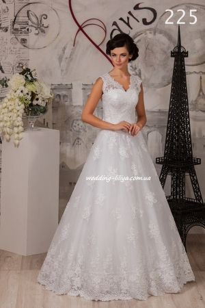 Wedding dress №225