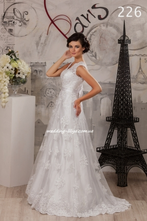 Wedding dress №226