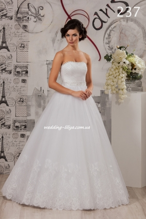 Wedding dress №237