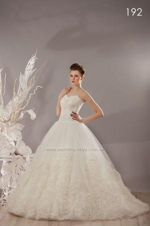 Свадебное платье №192