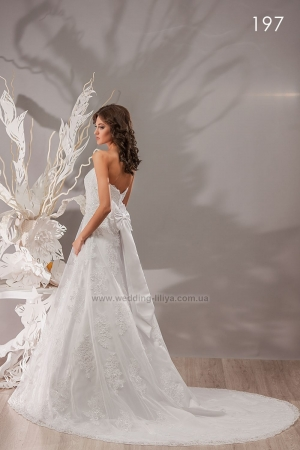 Свадебное платье №197