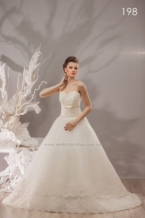 Wedding dress №198