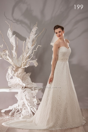 Wedding dress №199